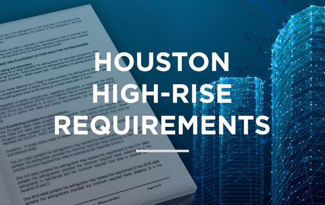 high-rise requirements